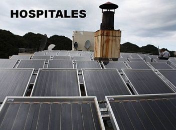 Calentador Solar para Hospitales