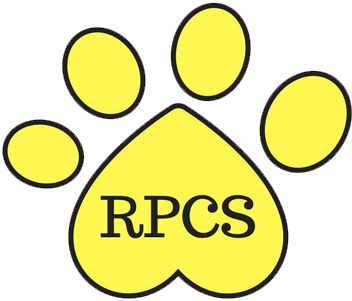 RPCS Paw print Logo