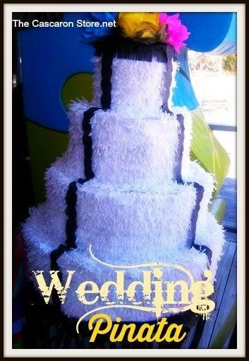 wedding cake pinata in Alamo Heights, Tx