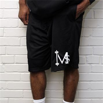 Mark Slater Fitness Gym Shorts With Pockets