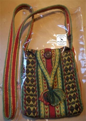 Handgewebte- und genähte Bortentasche 49,50€ zzgl. Versandkosten Nr. 42