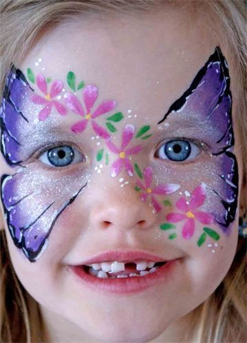SVS Face Painting Starting at $185 Contact us for more details at (415) 787-2424.