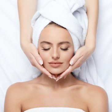 oxygen infusion facial spa by Intraceuticals