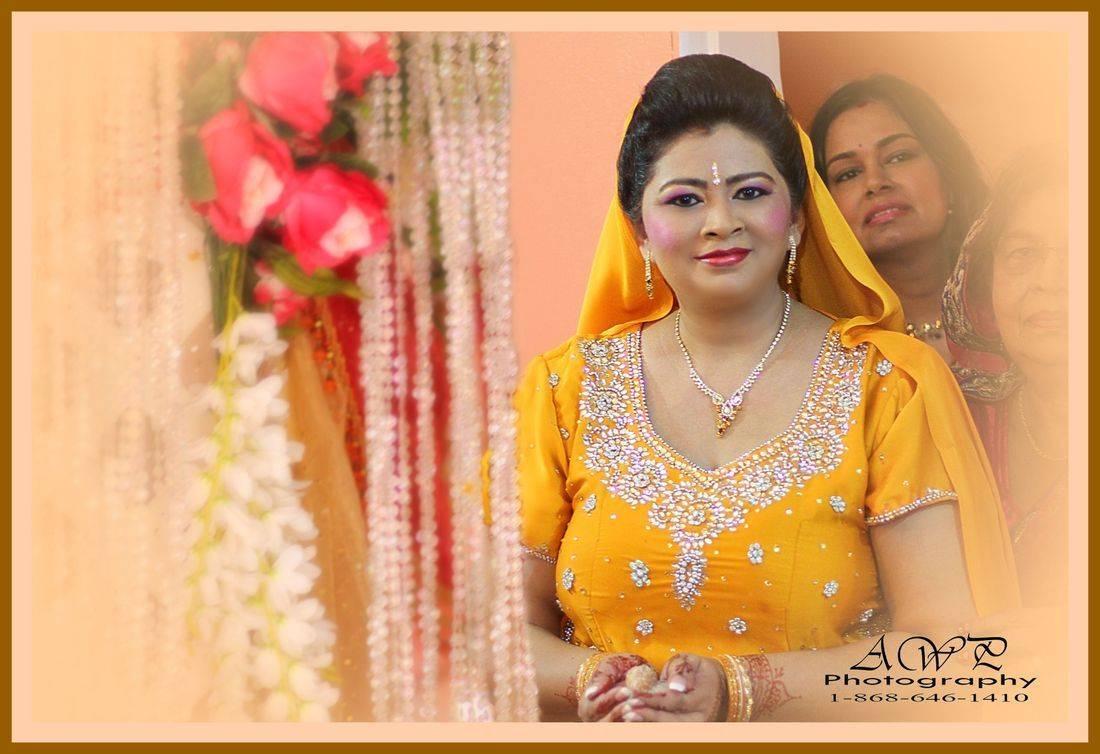 Hindu Bride Trinidad Ambassador Photography