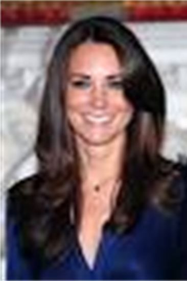 Princess Kate Middleton - Rapid quick change through hypnosis