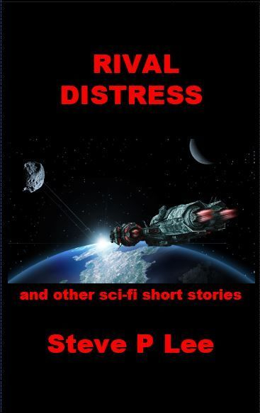 Scifi, science fiction, book, intergalactic space travel, wars, aliens, short stories