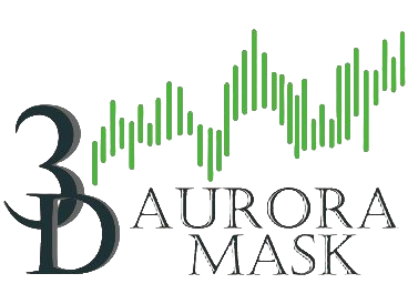 Aurora 3D High Efficiency Face Mask