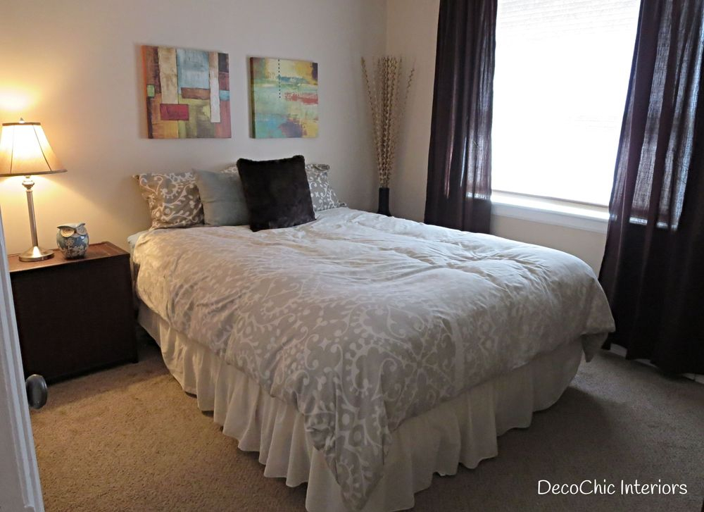 staging winnipeg bedroom certified staging professional realestate staging  expert decochic interiors