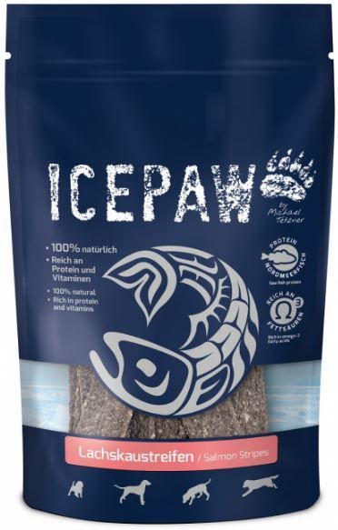 Icepaw Zalm Strips