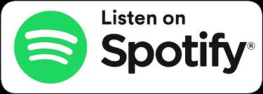 Listen on Spotify Podcasts logo