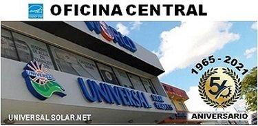 Universalsolar.net - Venta calentadores solares y cisternas en Puerto Rico