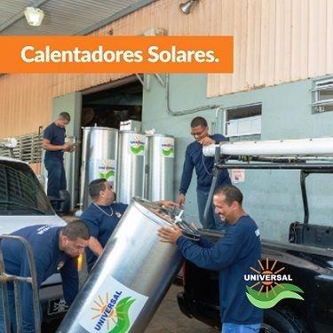 Tanque Calentador Solar $300 Bono