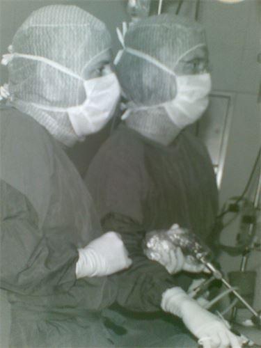 Endoskopische OP Dr Passath