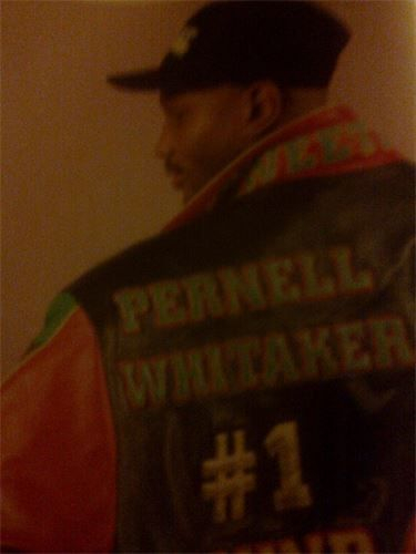 PERNELL WHITTAKER