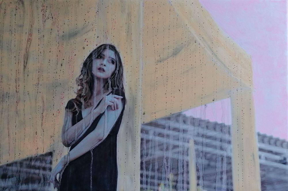 Aquarelle, Peinture à l'huile, Edward Hopper, Femme, Portrait, Histoire de l'art