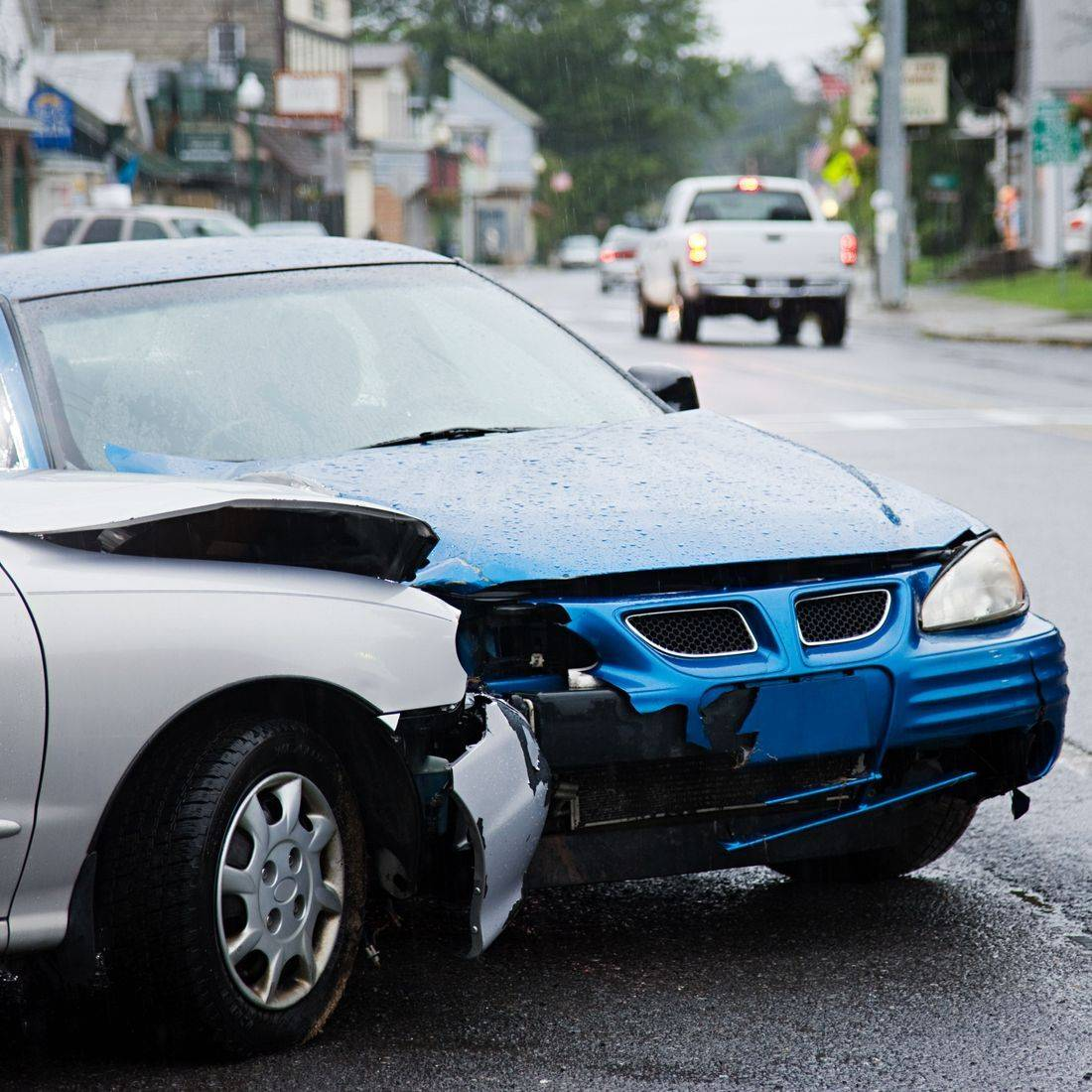 car accident, personal injury, 18-wheeler accidents, Serious personal injury