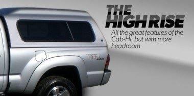 ATC Truck Covers Hi Rise Cap