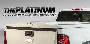 ATC Truck Covers Platinum Lid