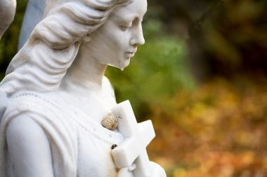 Dearly Departed Santa Cruz Angel