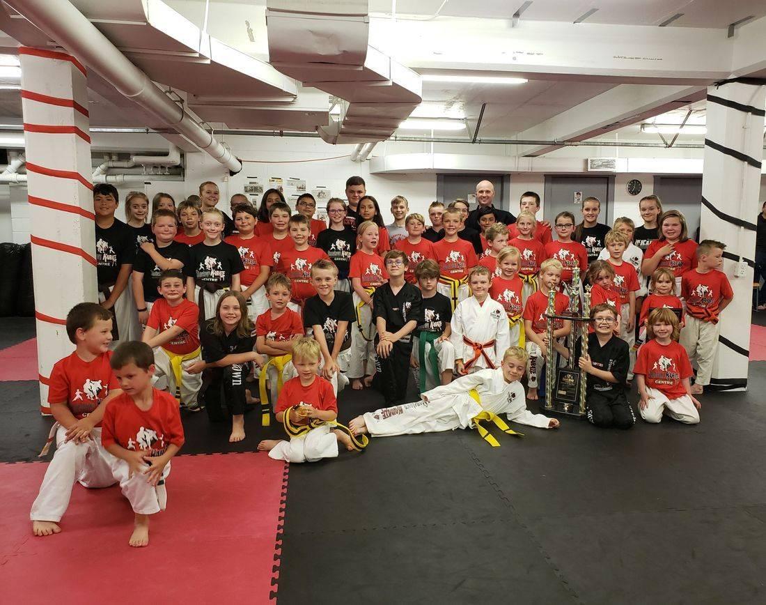 Karate classes in St.Marys Ontario