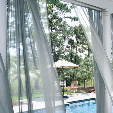 patio window treatments