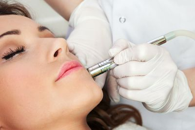 microdermabrasion bury, facials bury, clear skin, bright skin, fresh skin
