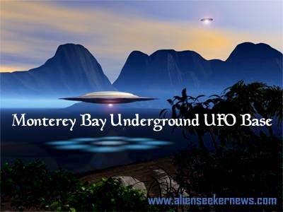 UFO santa cruz monterey