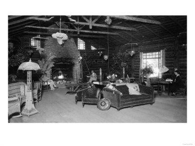 Brookdale Lodge history ghosts