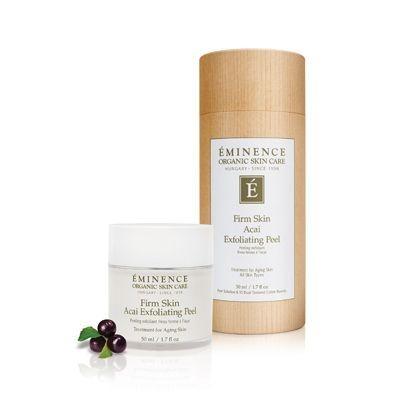 Shop Eminence Organics Canada, Ottawa Eminence Ottawa, Firm Skin Acai Exfoliating Peel