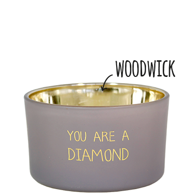 you are a diamond sojakaars / geurkaars