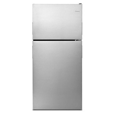 amana topmount 18.2 cu ft fridge