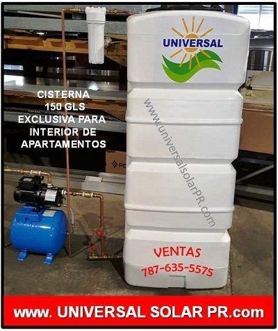 Tanque de agua para apartamentos