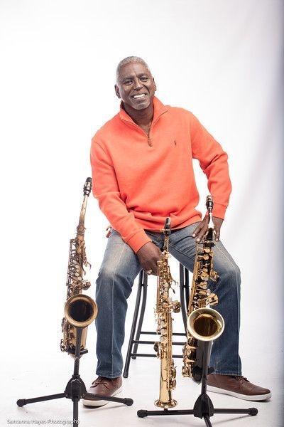 Ken Cheeks-Saxophonist