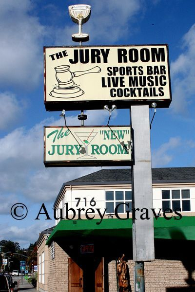 The Jury Room Santa Cruz