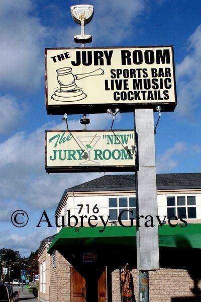 The Jury Room Santa Cruz