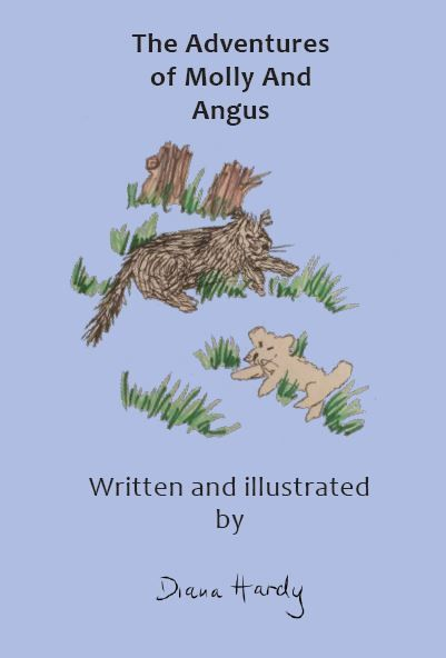 children, children's book, Greece, dogs, pets