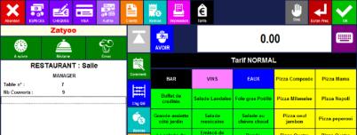 vente logiciel de caisse pour restaurants et commerces