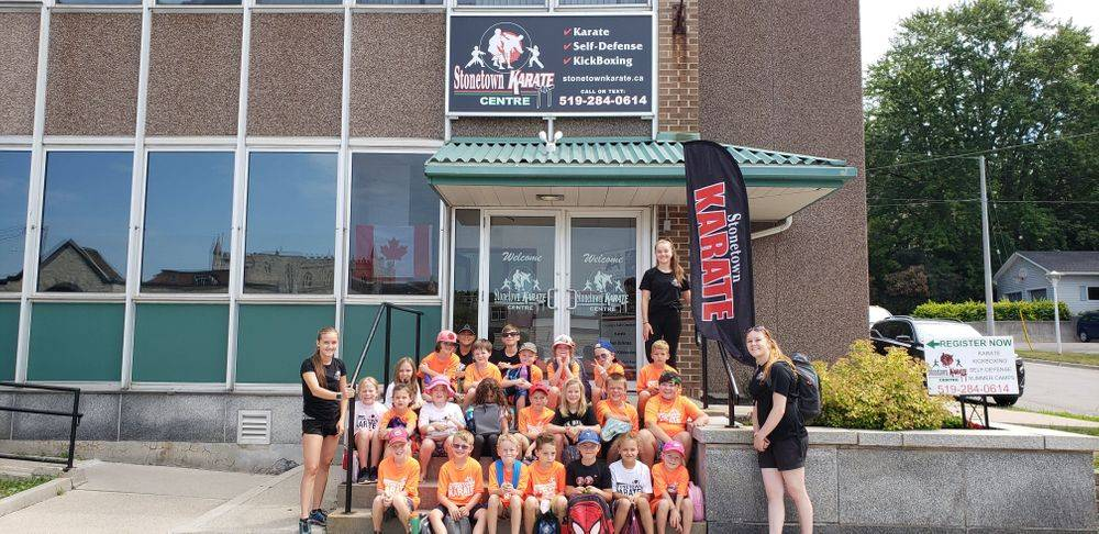 Kids Karate Classes in St.Marys Ontario
