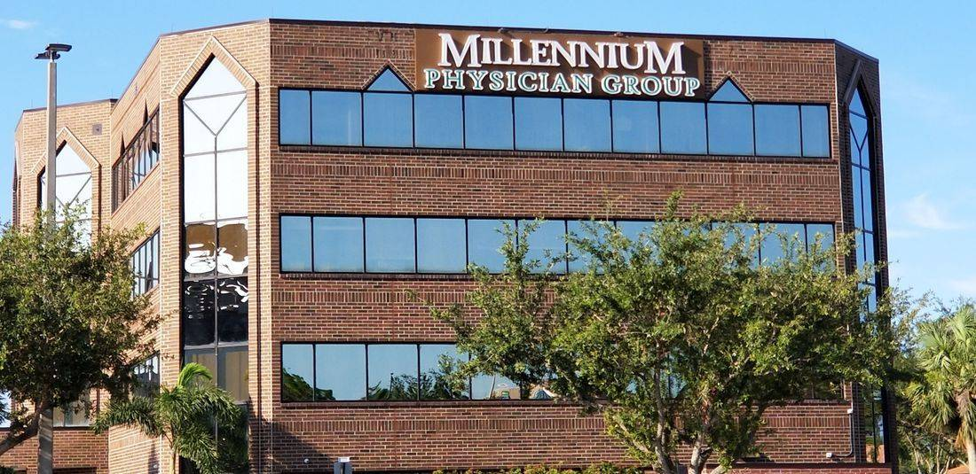 Florida Optical Services Inside The Metro Medical Plaza  Building (Millenium)