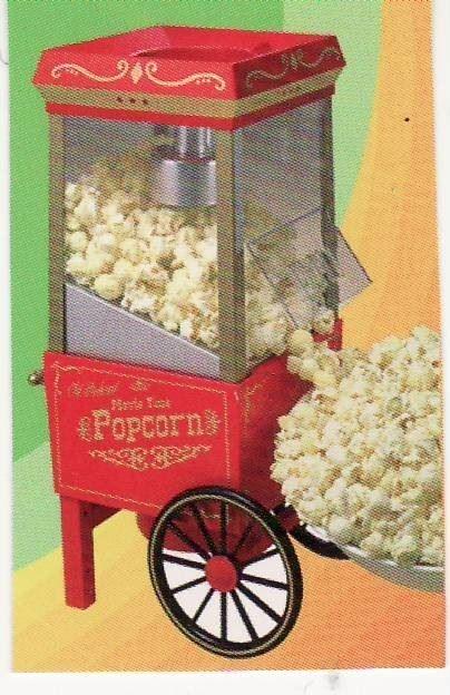 popcorn machine small image