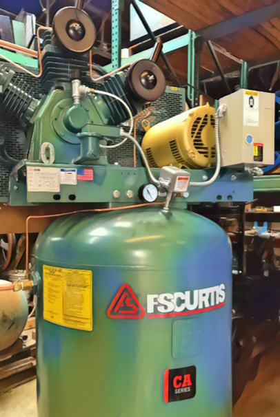 air compressor service and repair