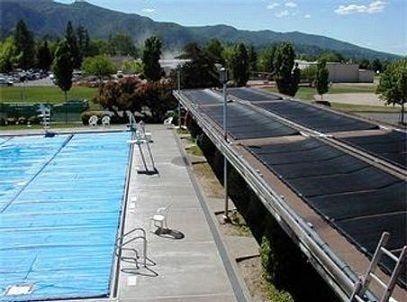 Piscina - Calentador Solar