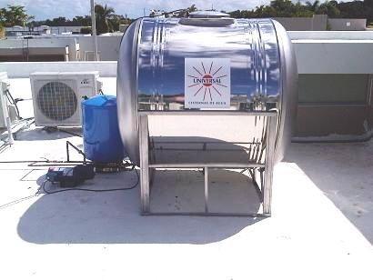 Cisterna STAINLESS STEEL 304