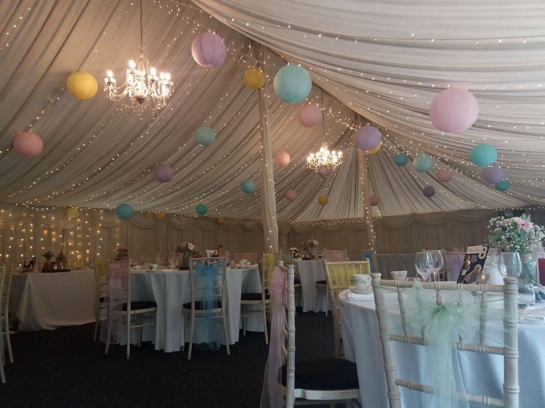 pastel wedding decor ideas