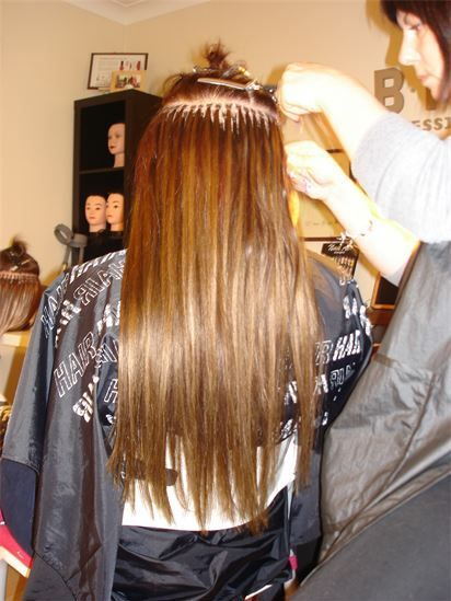hair extensions training