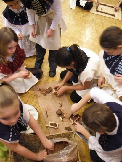 Ancient Egyptian workshop for primary school ks1 ks2