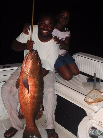 Teach a woman to fish ...