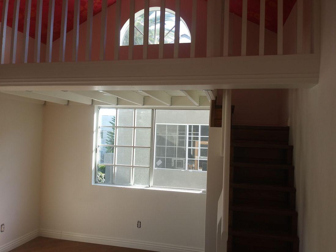 New Loft we built 80% complete