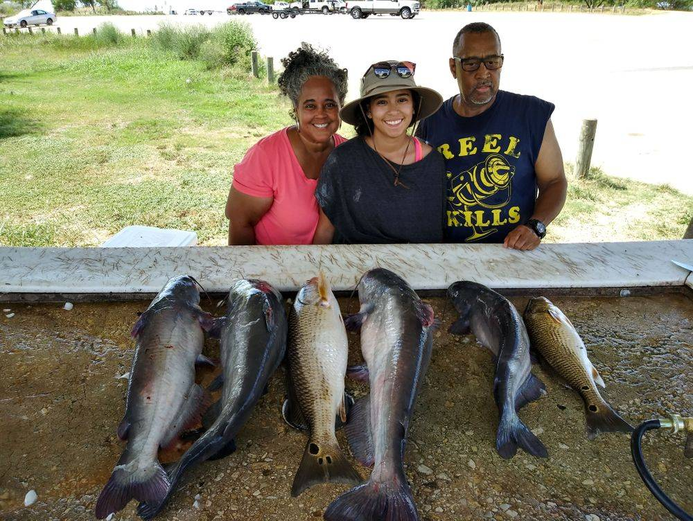 San Antonio, Texas, Calaveras Lake, Fishing Guides, Charters, Trips