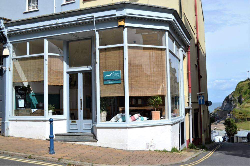 Cookery school, cookery courses, Devon, Ilfracombe, South West